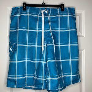 New OP Mens Swim Board Shorts Trunks Large 36/38